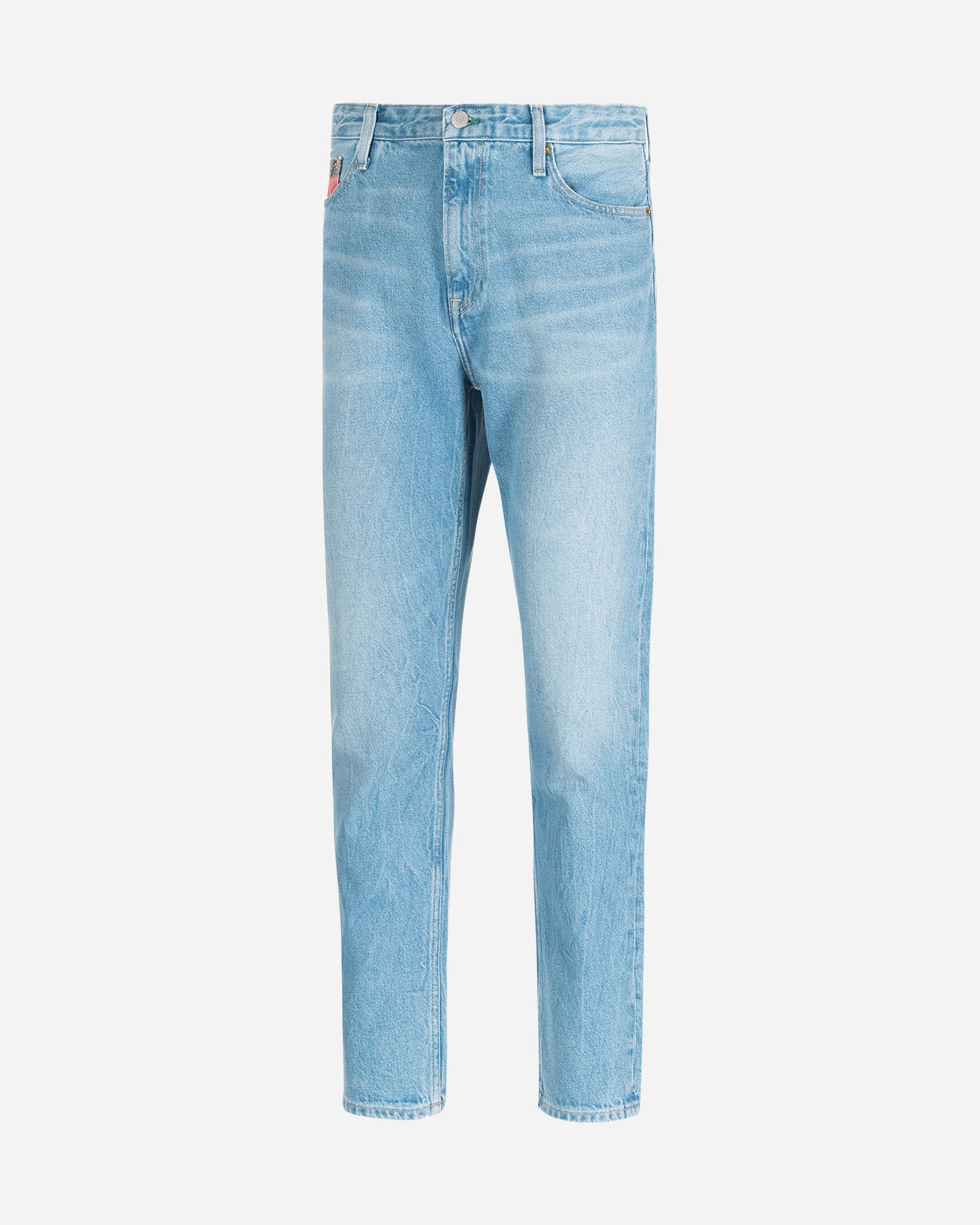 Jeans TOMMY HILFIGER DAD STRAIGHT M S4082066 scatto 3