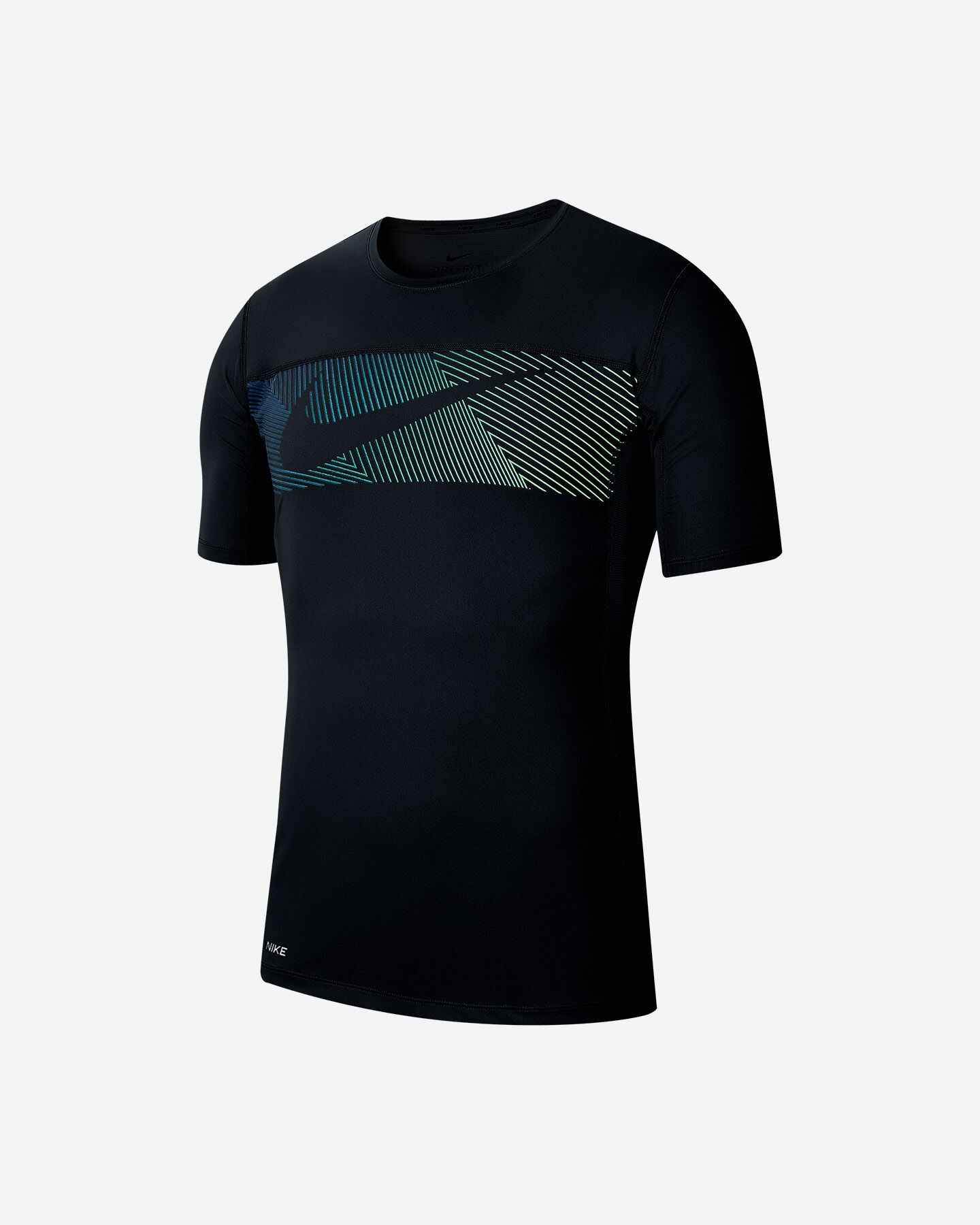 T-Shirt training NIKE TOP LOGO M S5196087 scatto 0