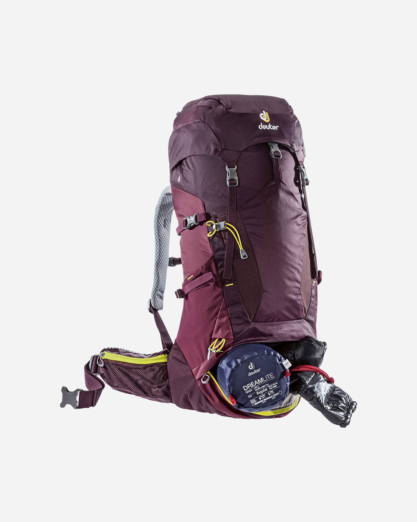 Zaino escursionismo DEUTER FUTURA 28 SL RC S4077424|5525|UNI scatto 2