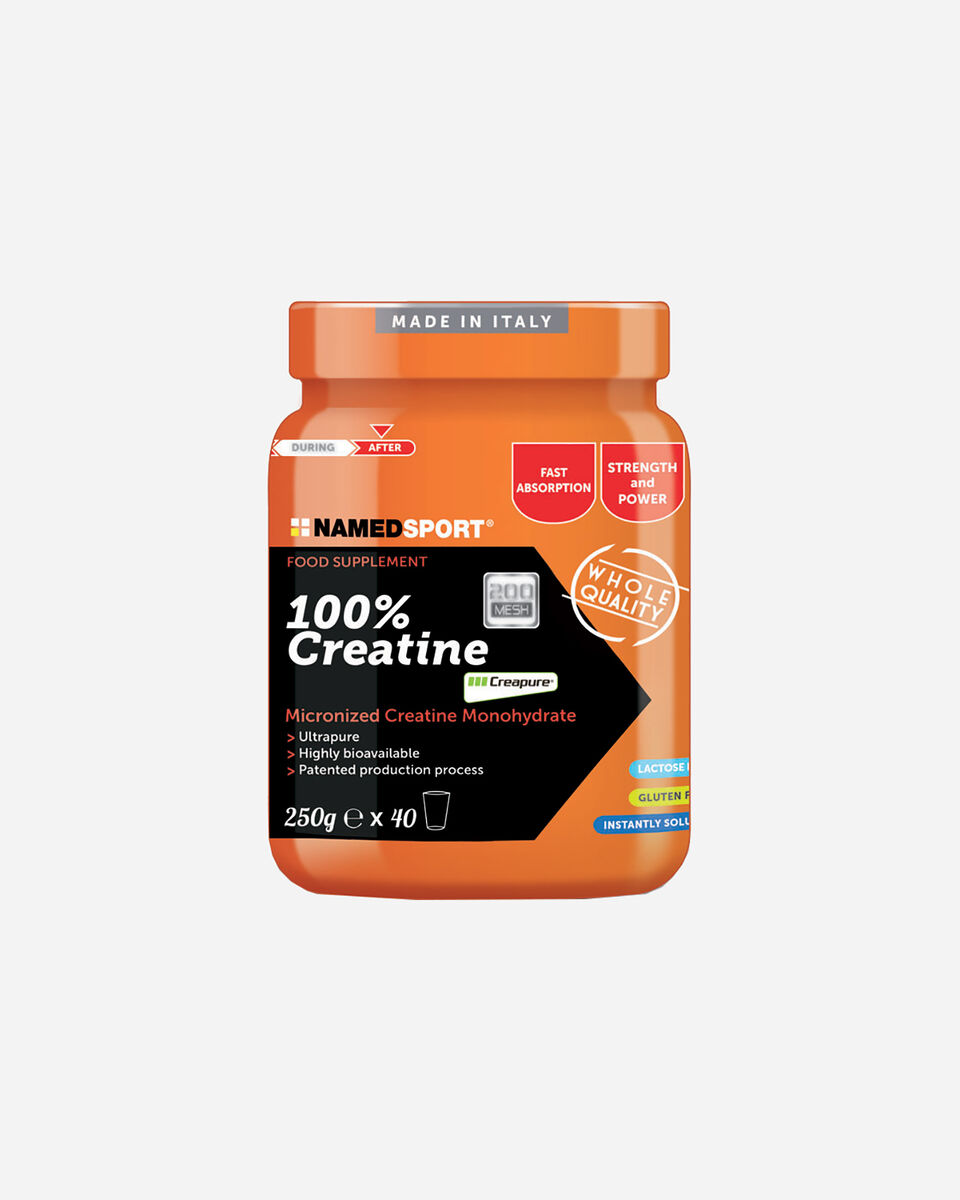 Energetico NAMED SPORT CREATINA 100% 250 GR S1308839|1|UNI scatto 0