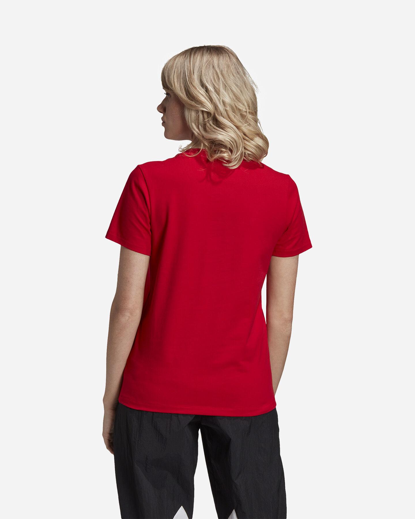 T-Shirt ADIDAS TREFOIL W S5210937 scatto 3