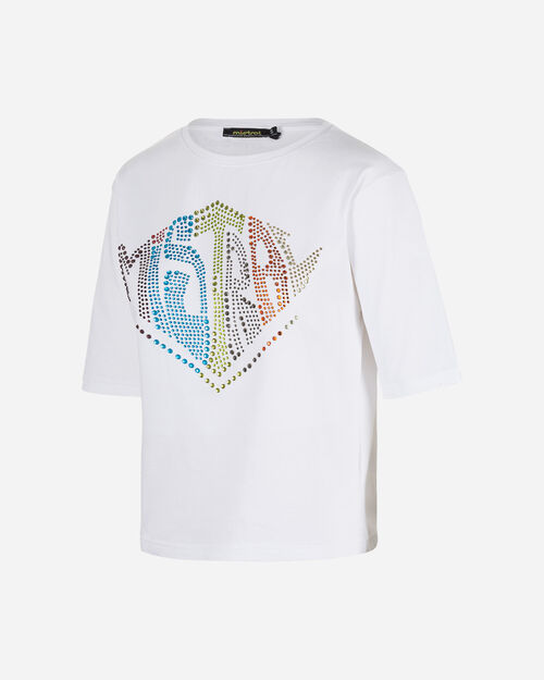 T-Shirt MISTRAL STRASS W