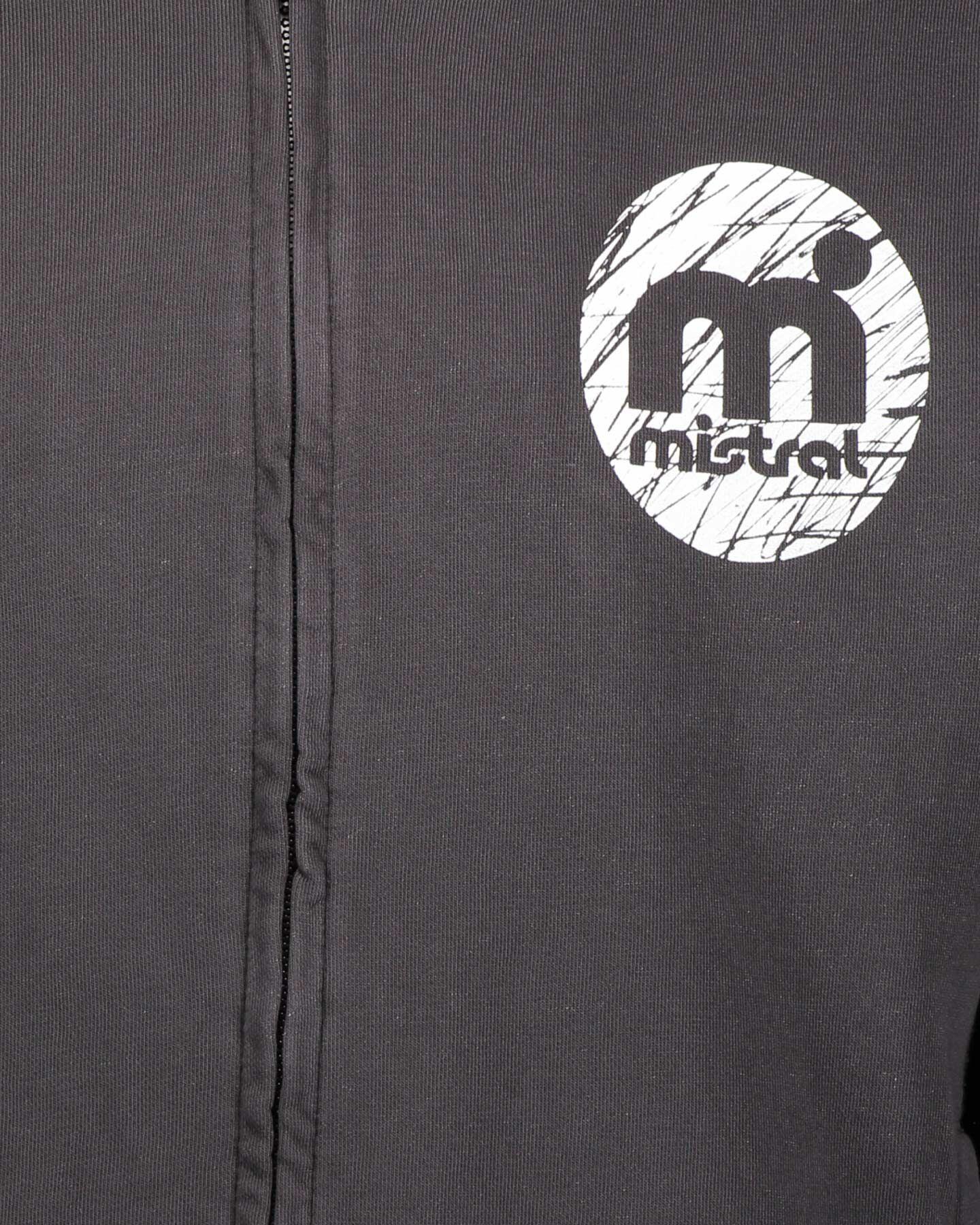 Felpa MISTRAL LOGO M S4073908 scatto 2