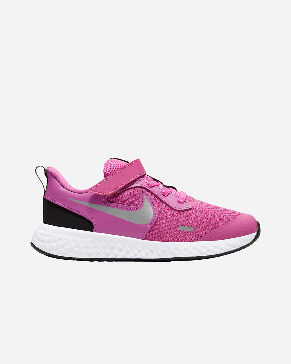 Scarpe sportive NIKE REVOLUTION 5 JR PS S5161822 scatto 0