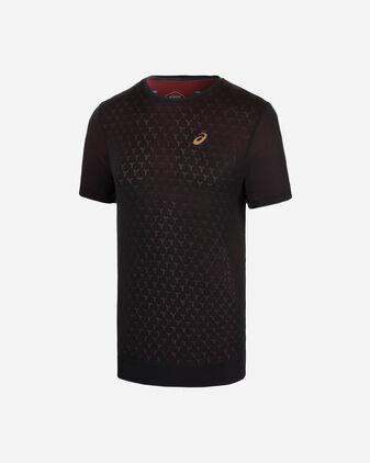 T-Shirt running ASICS LS GEL COOL M