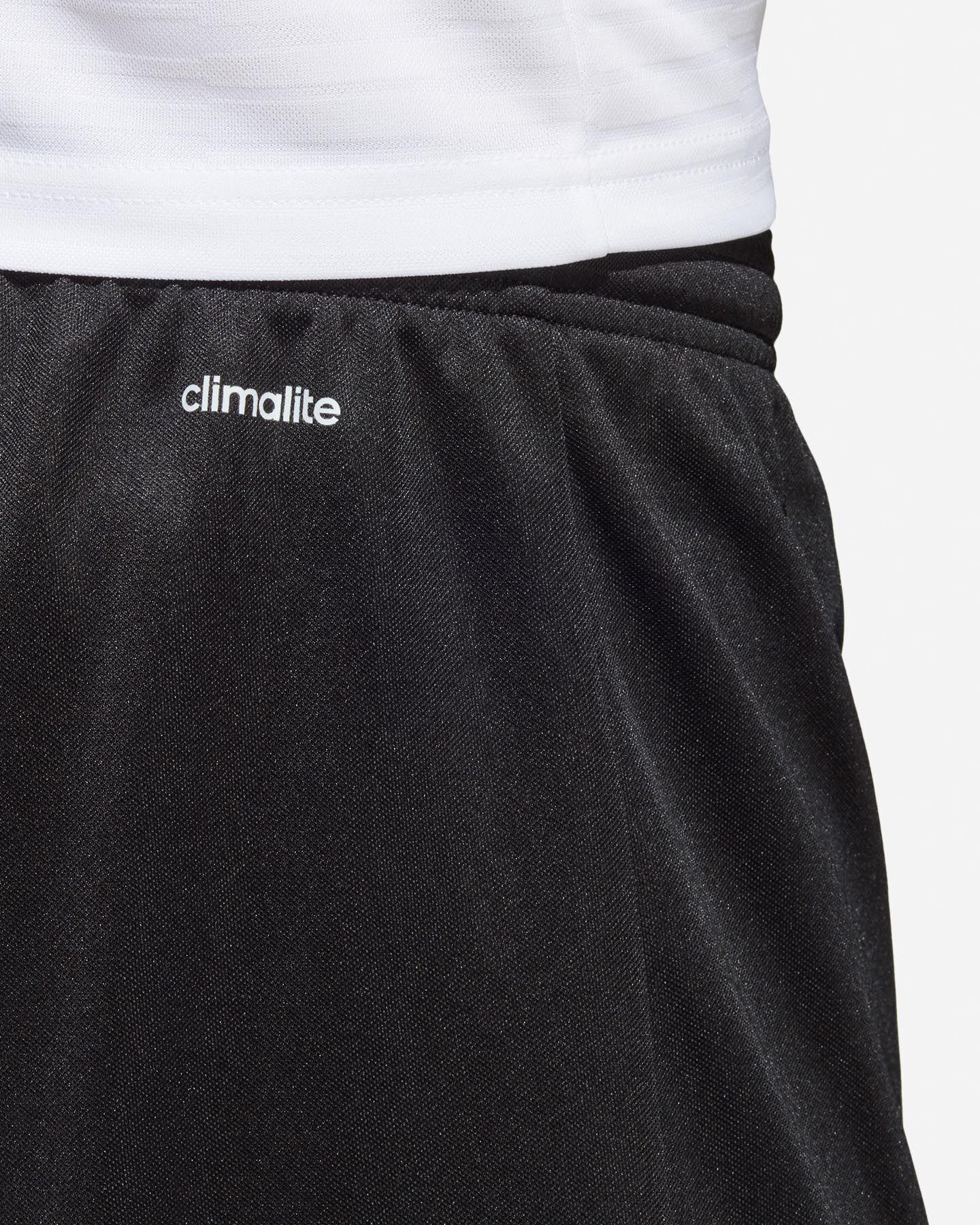 Pantaloncini calcio ADIDAS PARMA 16 JR S4047471 scatto 5