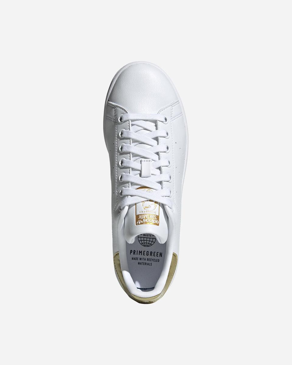 Scarpe sneakers ADIDAS STAN SMITH W S5273436 scatto 2