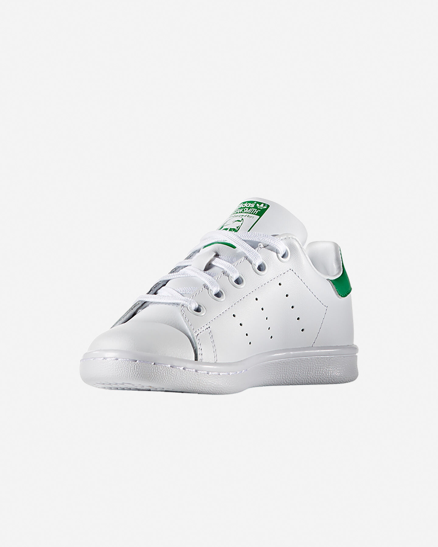Scarpe sportive ADIDAS STAN SMITH JR PS S1298870 scatto 3