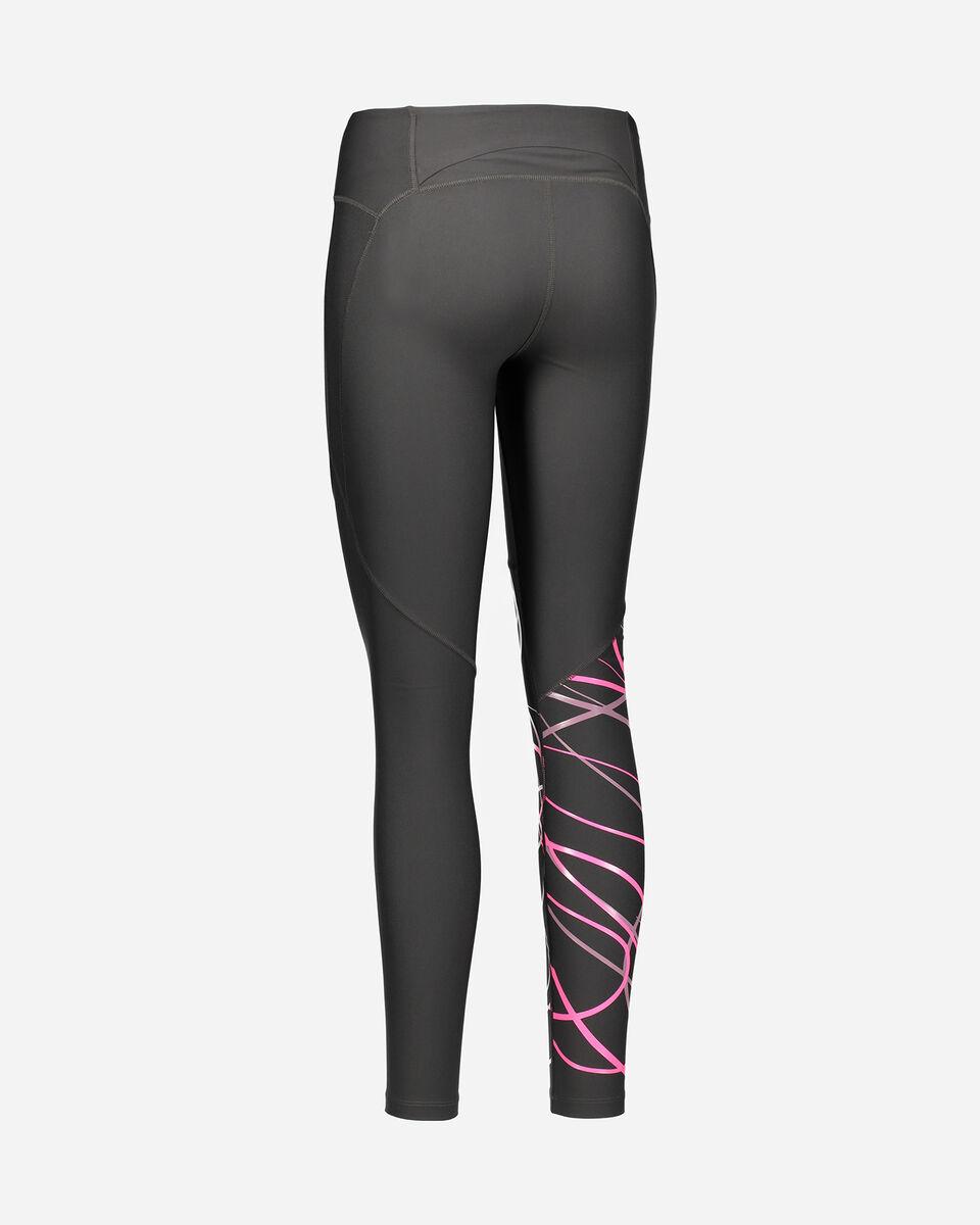Leggings UNDER ARMOUR VANISH POISED GRAPHIC W S2025395 scatto 2