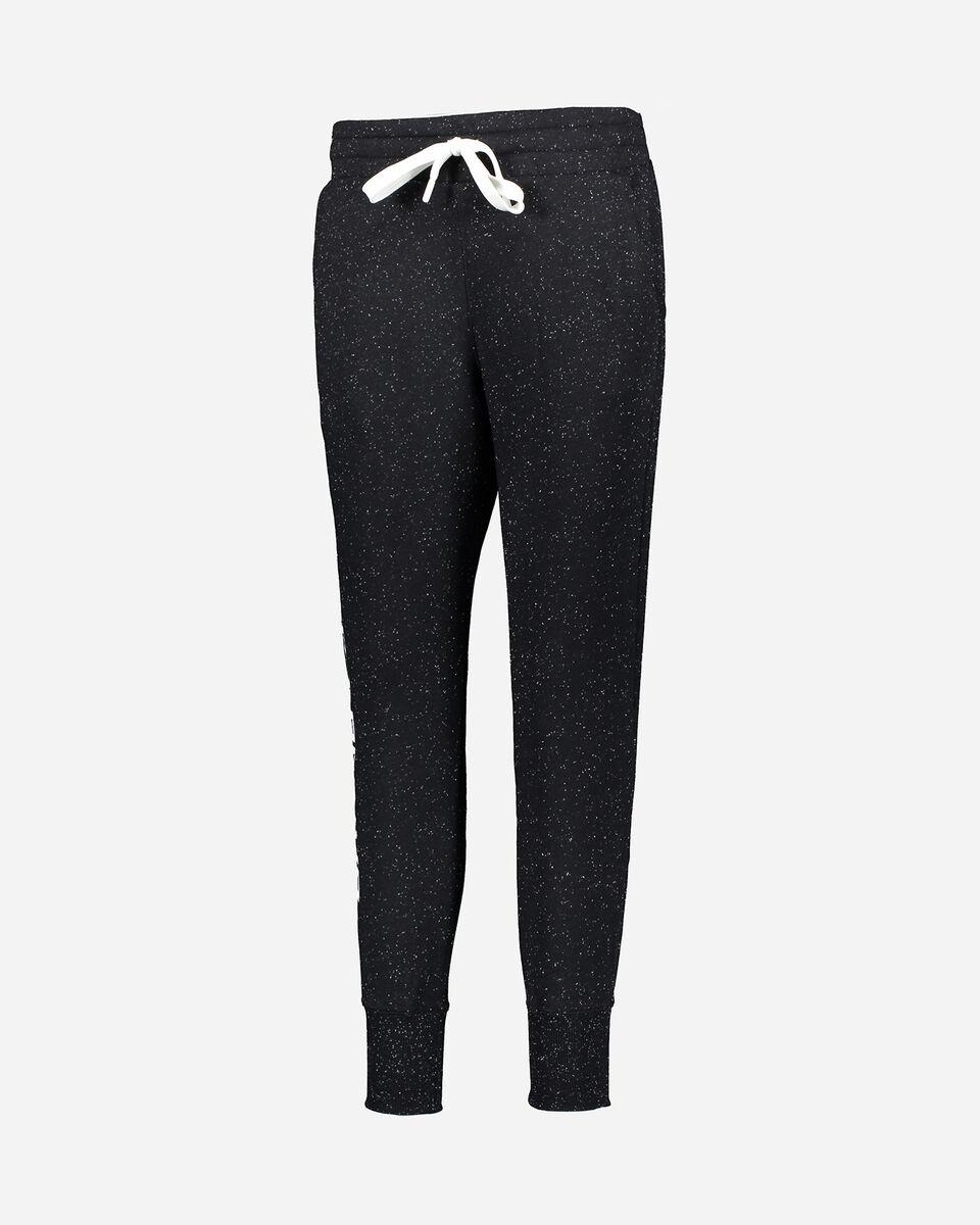 Pantalone UNDER ARMOUR RIVAL FLEECE METALLIC W S5229258 scatto 0