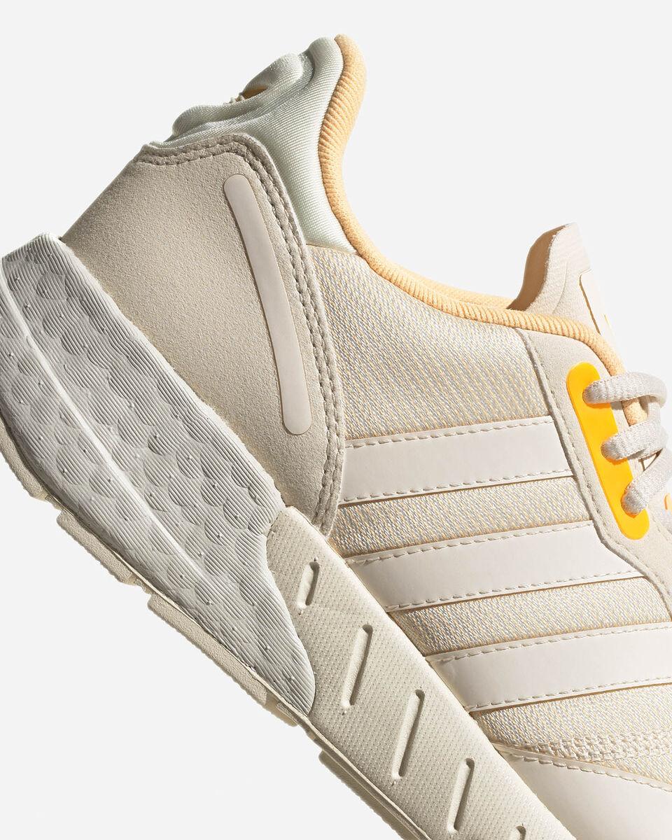 Scarpe sneakers ADIDAS ZX 1K BOOST W S5323293 scatto 4