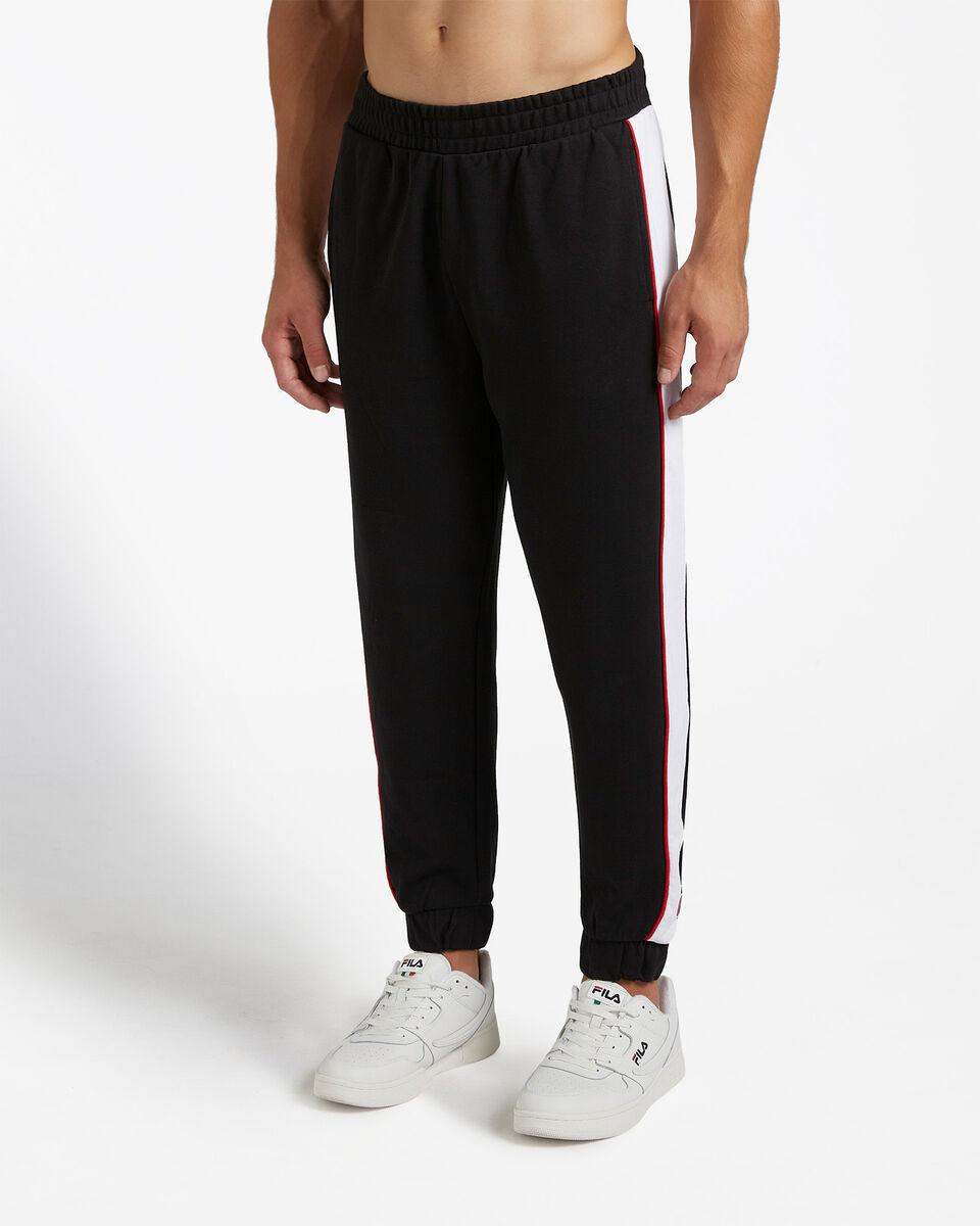 Pantalone FILA SMALL LOGO M S4080464 scatto 2
