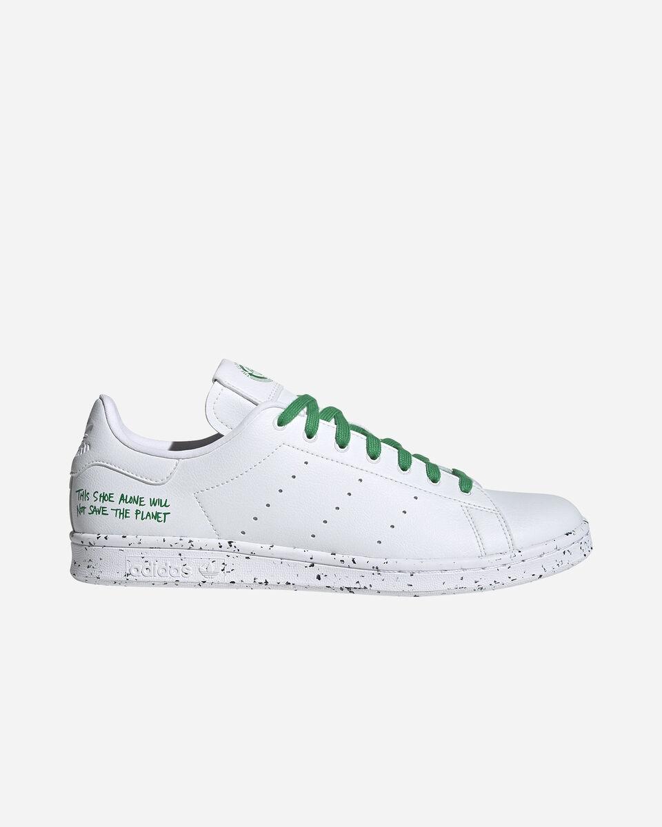 Scarpe sneakers ADIDAS STAN SMITH VEGAN M S5208678 scatto 0