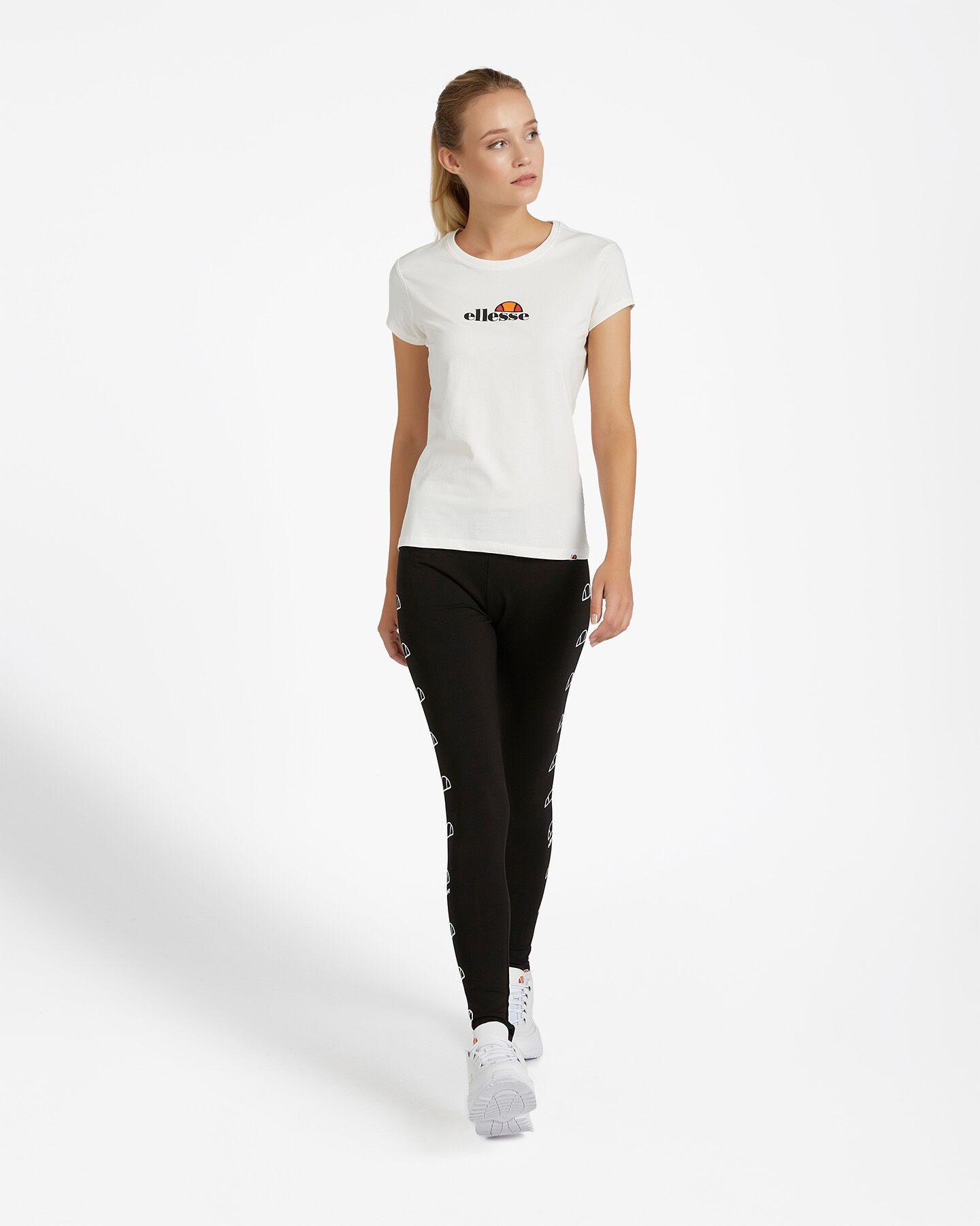 T-Shirt ELLESSE MC LOGO W S4081242 scatto 3