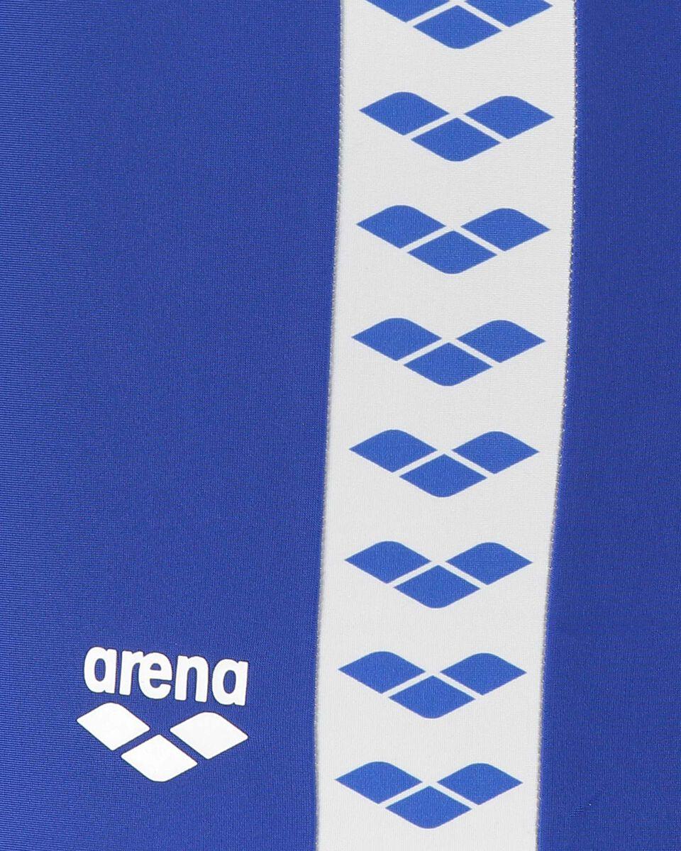 Short piscina ARENA TEAM FIT M S5160725 scatto 3