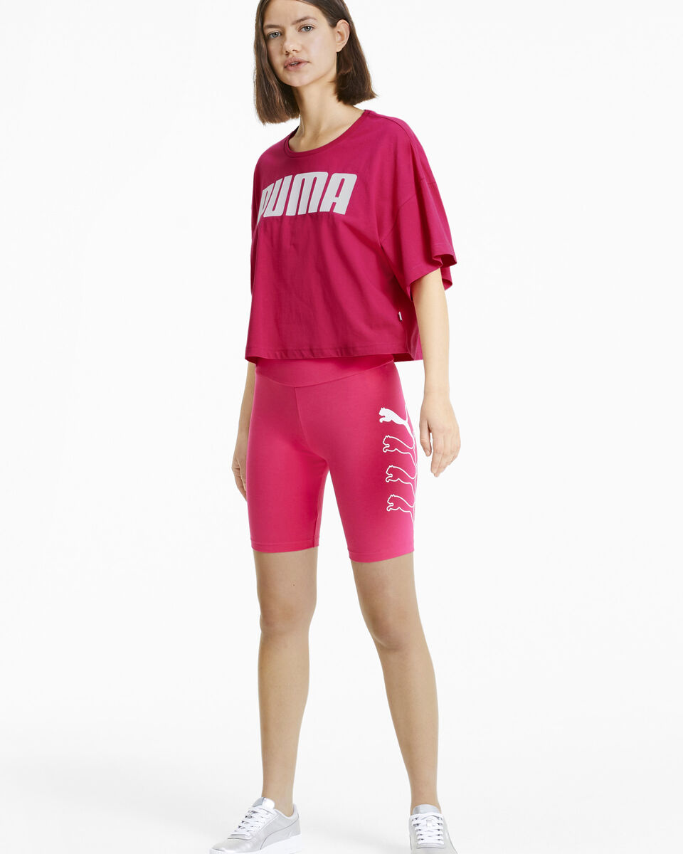 T-Shirt PUMA REBEL W S5172781 scatto 4