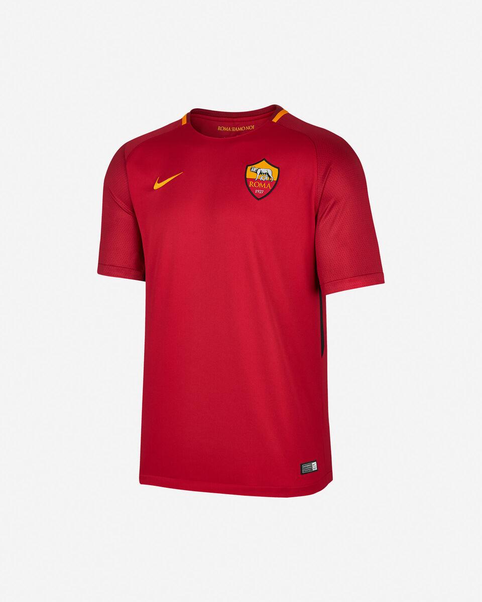 chiavistello professionista Macchina ricevente  Maglia Calcio Nike Roma Home 17-18 M 847284 | Cisalfa Sport