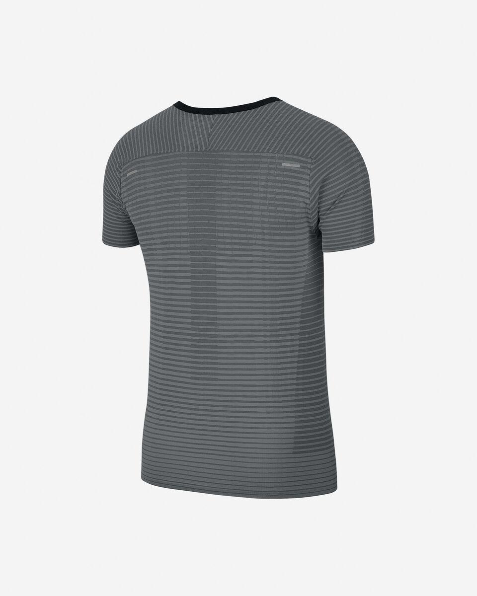 T-Shirt running NIKE TECHKNIT ULTRA M S5173310 scatto 1