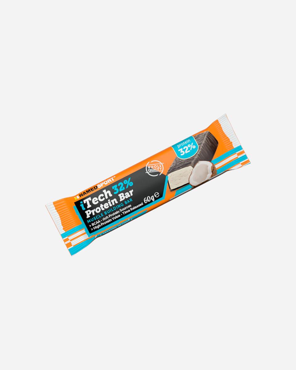 Energetico NAMED SPORT ITECH 32% PROTEINBAR COCONUT DREAM 60G S1325278 scatto 0