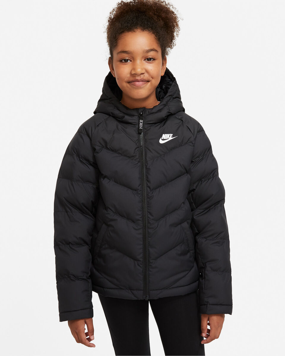 Giubbotto NIKE PADDED JR S5223353 scatto 2