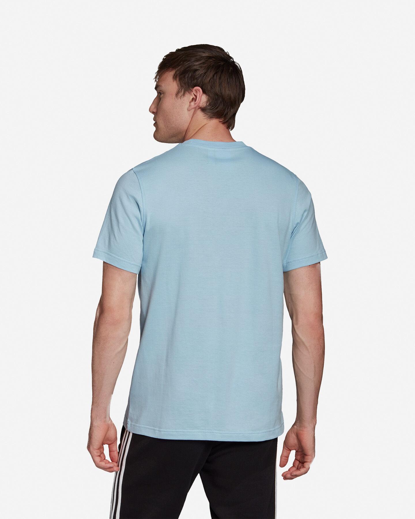 T-Shirt ADIDAS TREFOIL ADICOLOR M S5148483 scatto 4