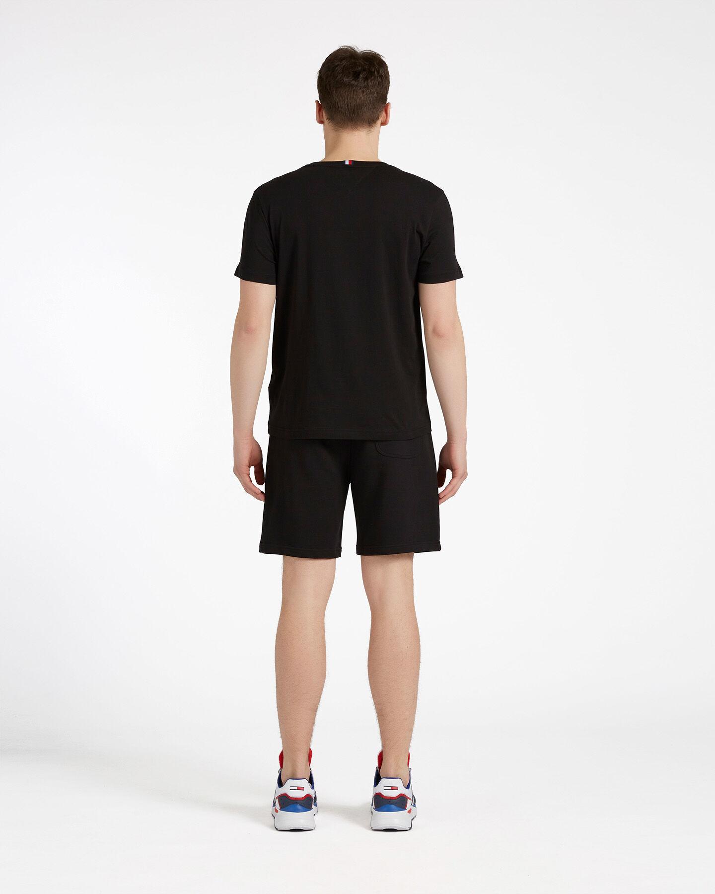 T-Shirt TOMMY HILFIGER ESSENTIAL M S4089510 scatto 2