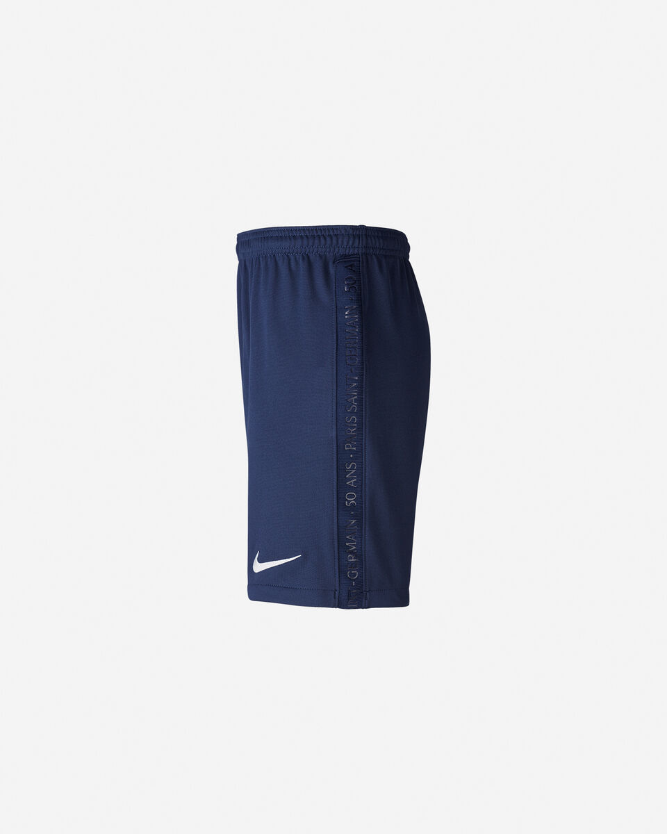Pantaloncini calcio NIKE PARIS SAINT-GERMAIN HOME 20/21 JR S5195475 scatto 1