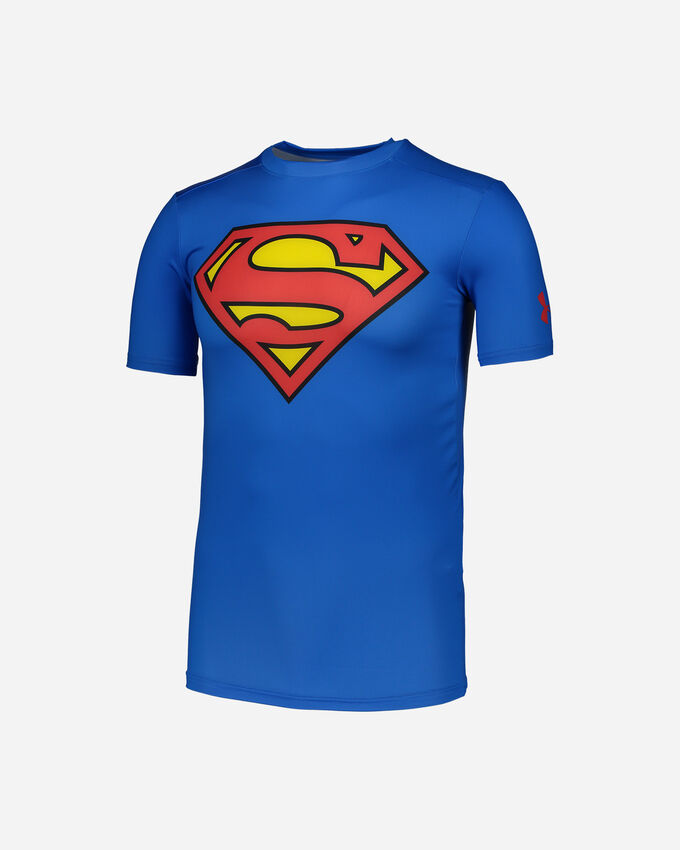T-Shirt training UNDER ARMOUR ALTER EGO SUPERMAN M