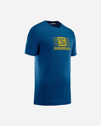 T-Shirt SALOMON BLEND LOGO M