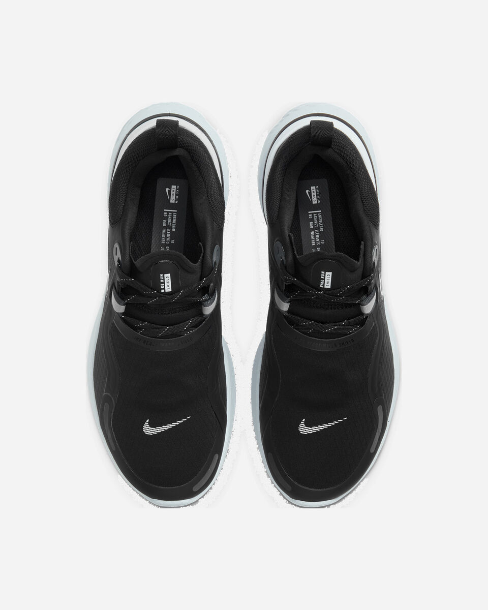 Scarpe running NIKE REACT MILER SHIELD W S5248042 scatto 3