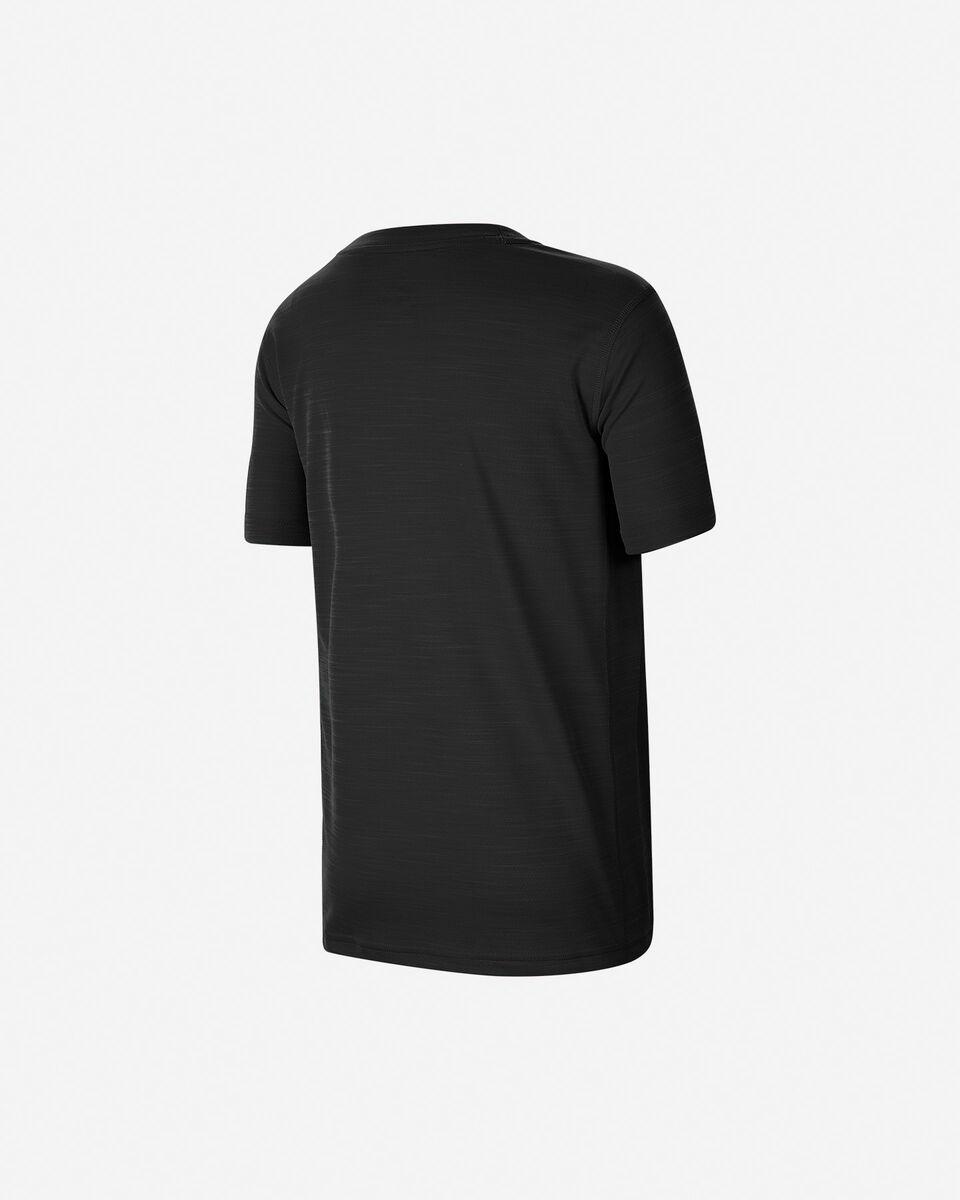 T-Shirt NIKE DRI-FIT SWOOSH JR S5164546 scatto 1