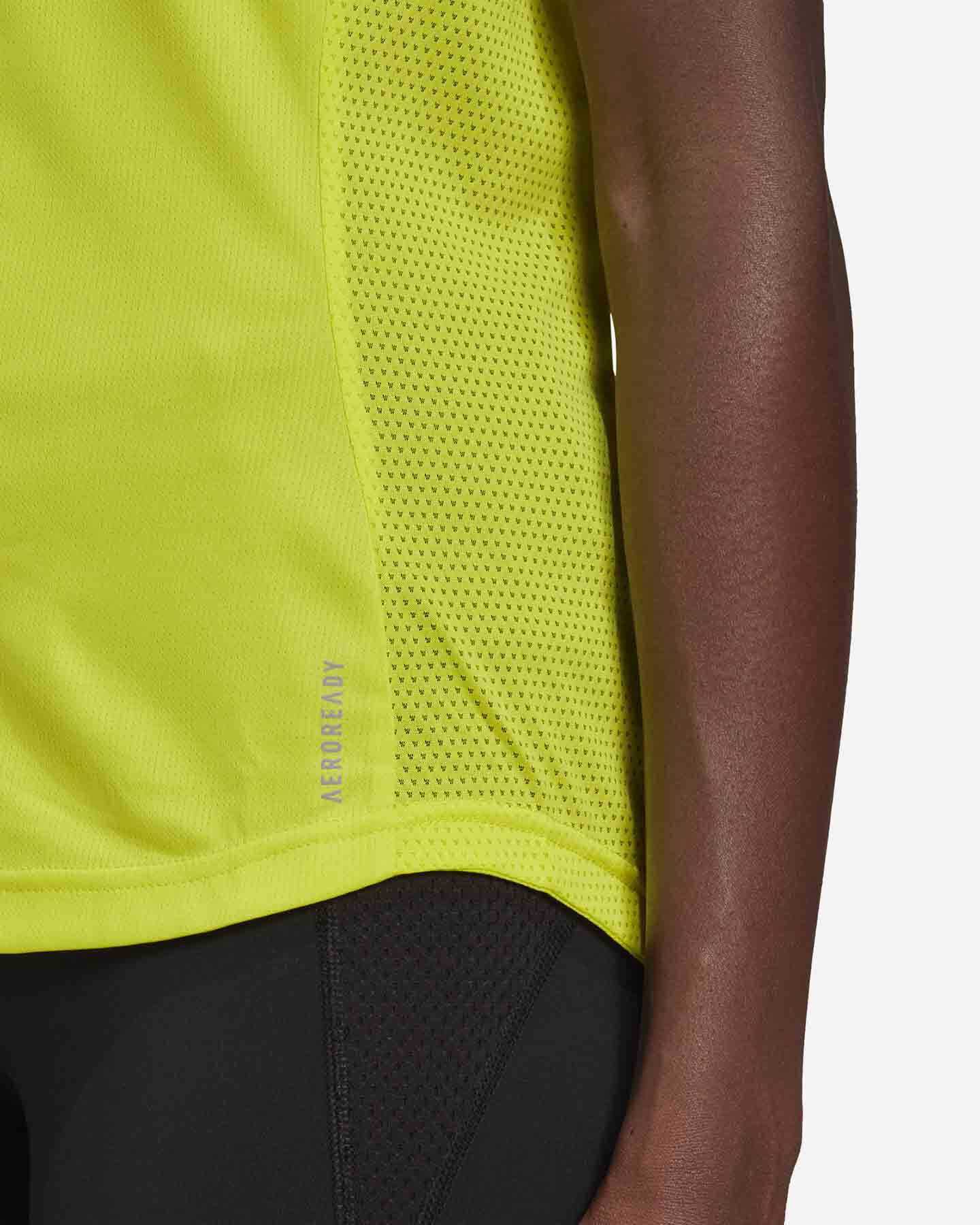T-Shirt running ADIDAS OWN THE RUN W S5273953 scatto 5