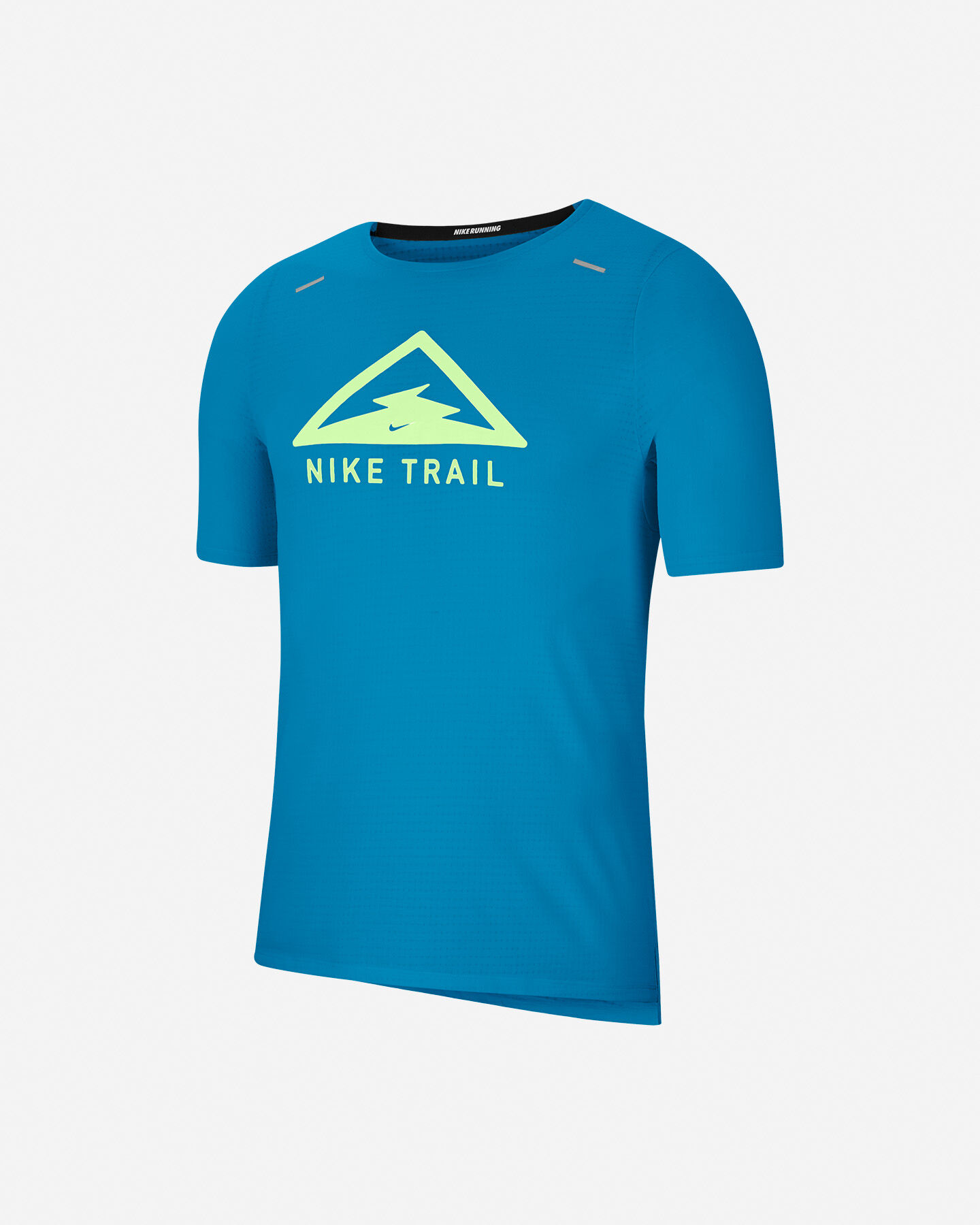 T-Shirt running NIKE RISE 365 TRAIL M S5225209 scatto 0