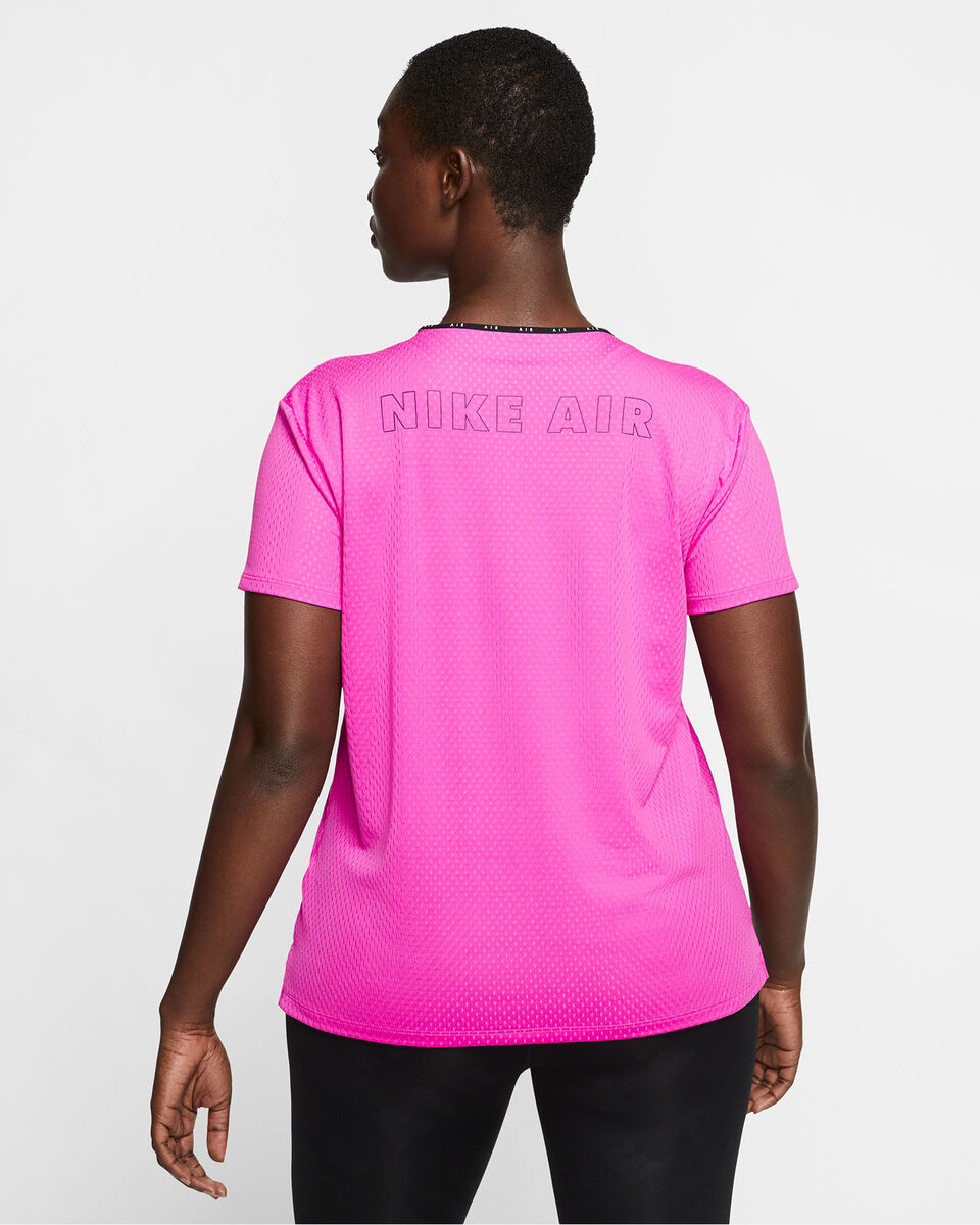 T-Shirt running NIKE AIR TOP W S5164941 scatto 3