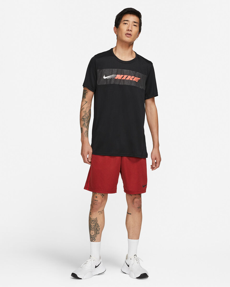 T-Shirt training NIKE DRY SUPERSET ENERGY M S5269658 scatto 4