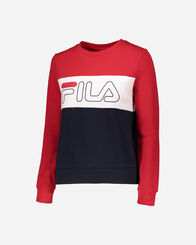BLACK WEEK donna FILA COLOUR BLOCK SWEATER W