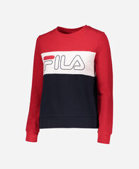 STOREAPP EXCLUSIVE donna FILA COLOUR BLOCK SWEATER W