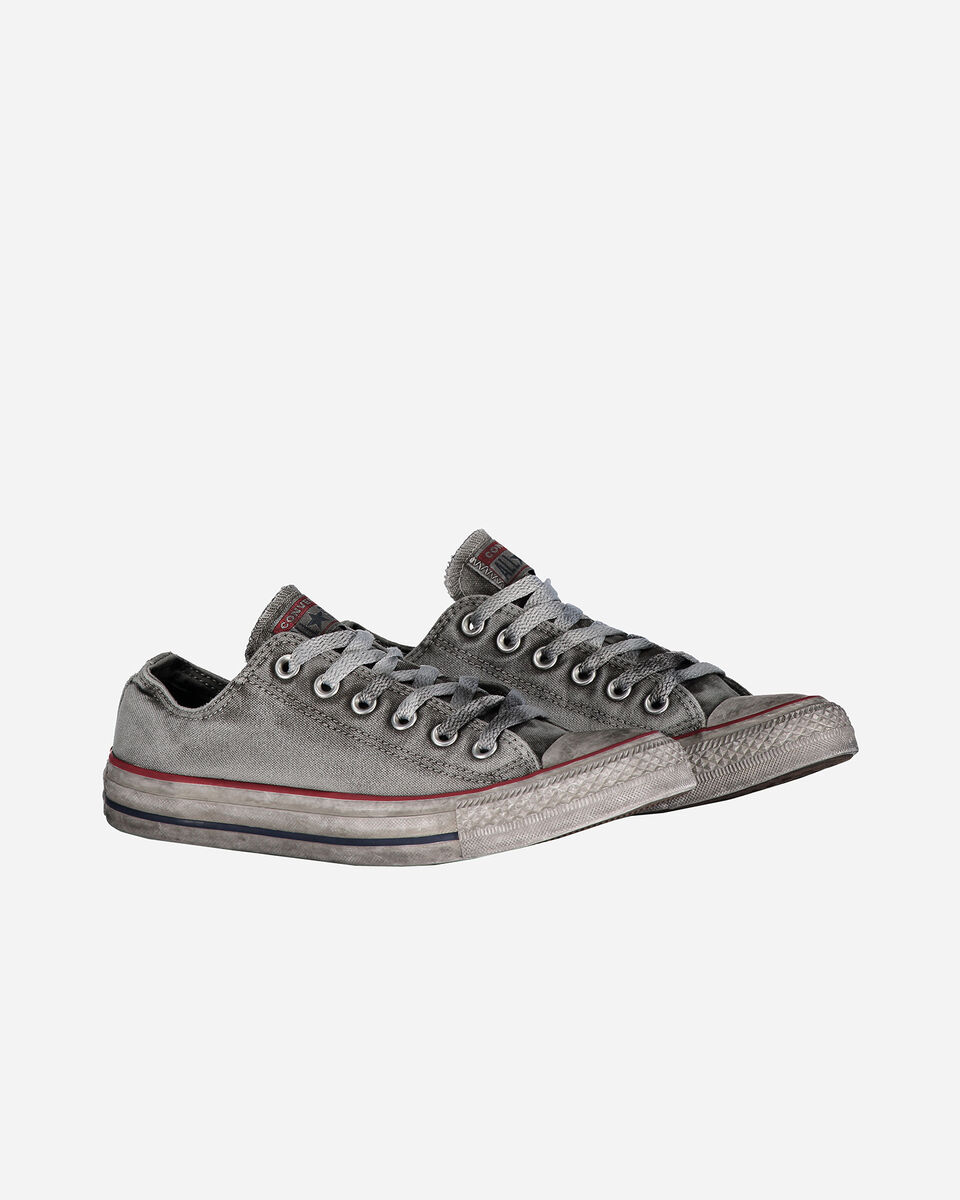 Scarpe sneakers CONVERSE CHUCK TAYLOR ALL STAR OX M S2007555 scatto 1
