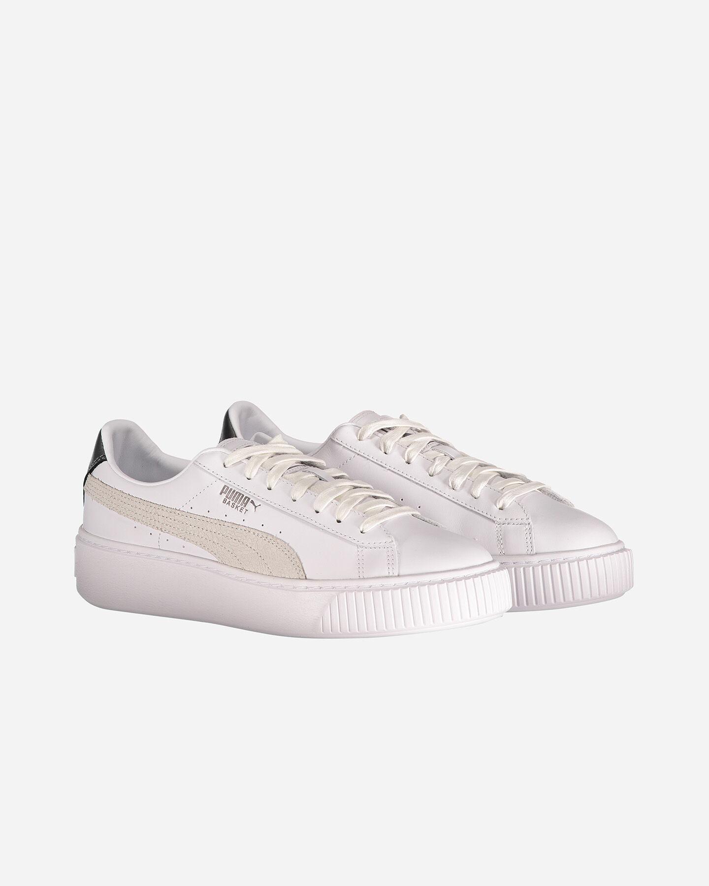 Scarpe Sneakers Puma Basket Platform Euphoria W 367850 001