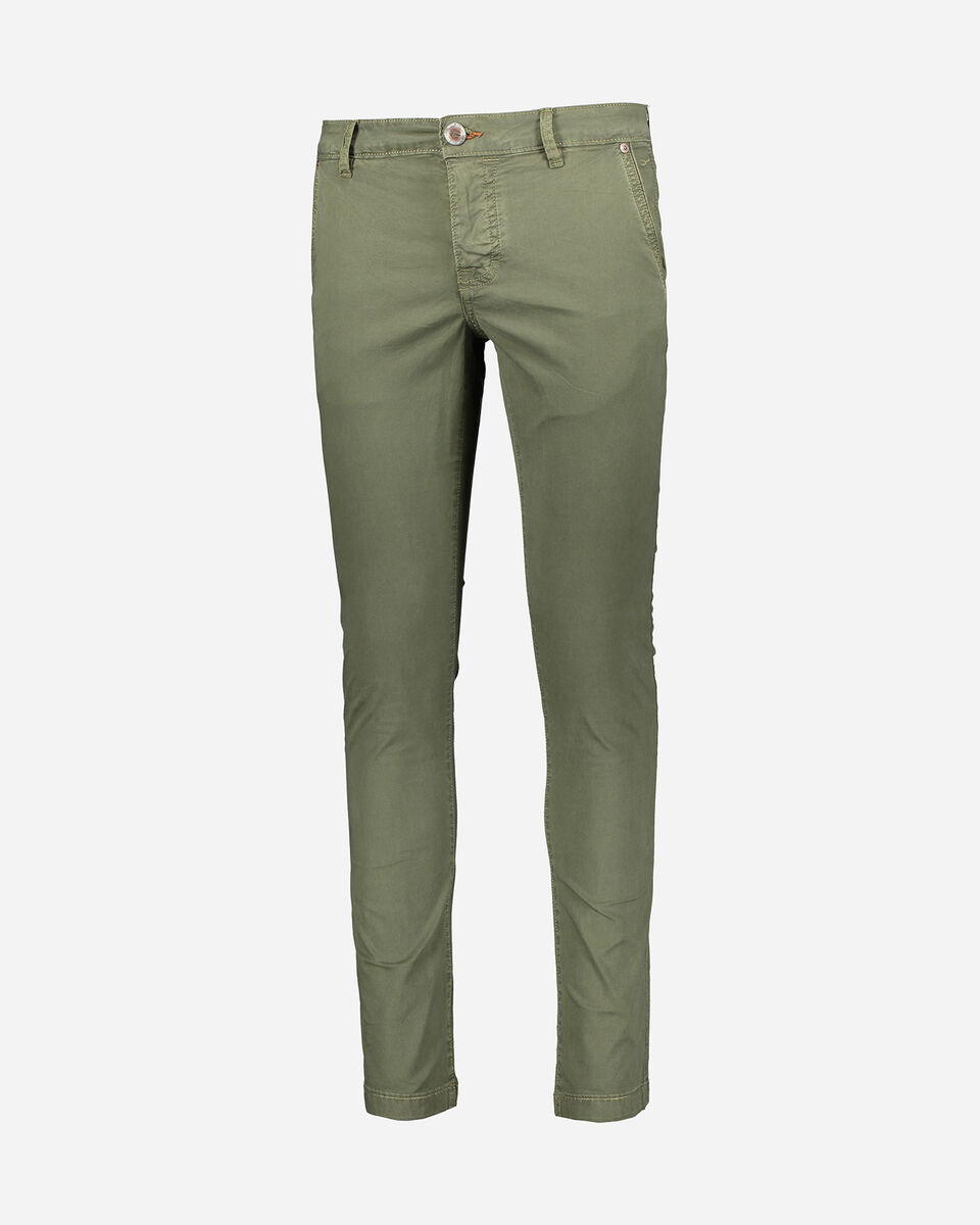 Pantalone COTTON BELT CHINO SLIM M S5182785 scatto 4
