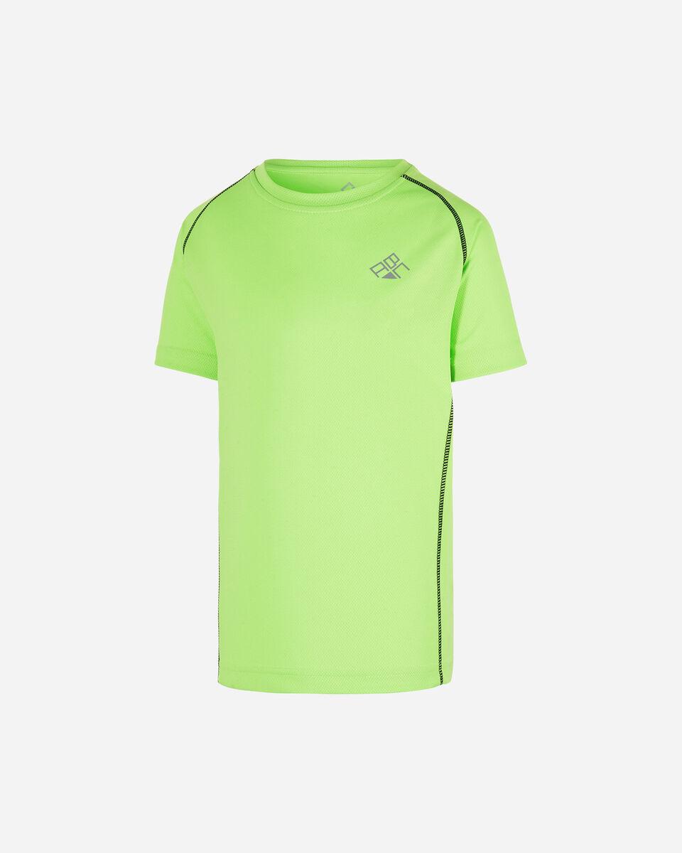 T-Shirt running ABC RUN LOGO M S4074567 scatto 0