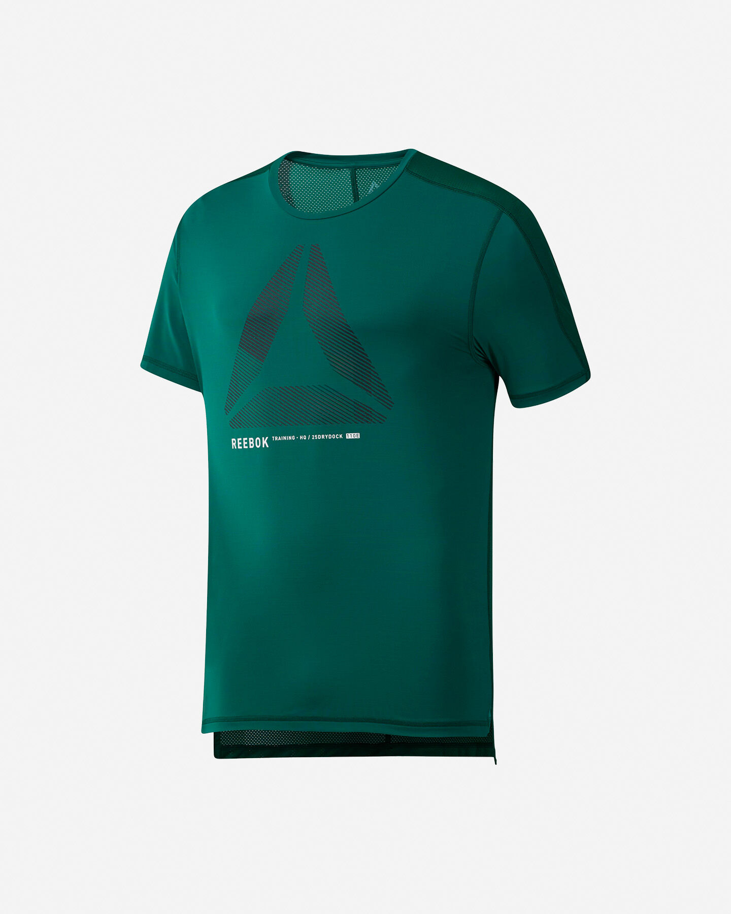 T-Shirt training REEBOK ONE SERIES TRAINING ACTIVCHILL MOVE M S5082234 scatto 0