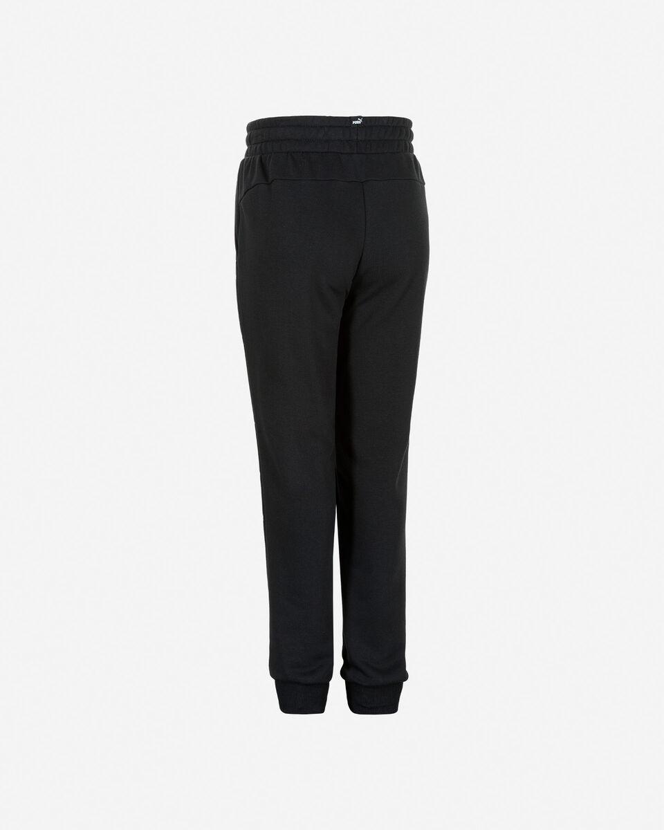 Pantalone PUMA FNG LOGO JR S5236089 scatto 1
