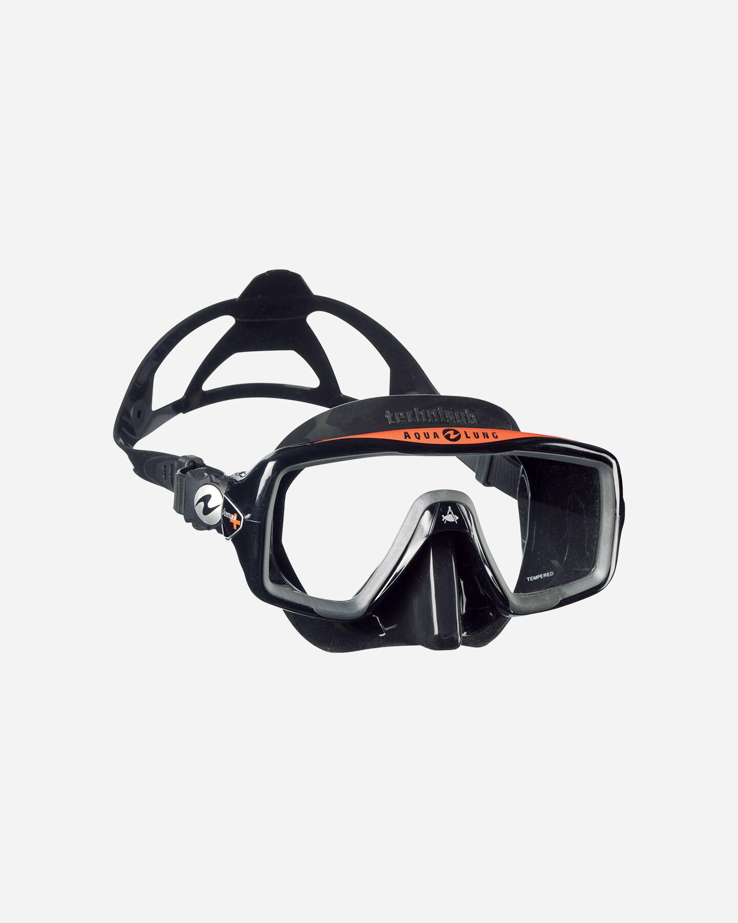 Kit snorkeling AQUALUNG SPORT VENTURA+ S1237300|101|UNI scatto 1