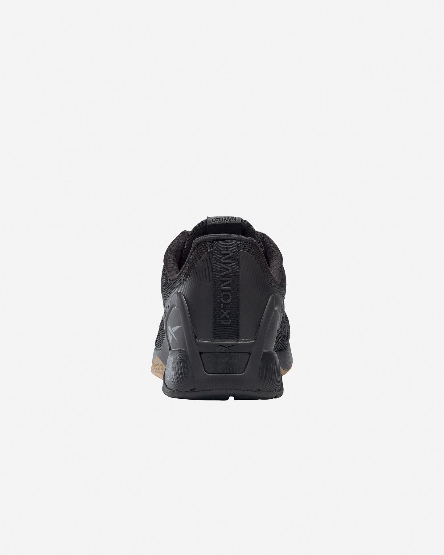 Scarpe sportive REEBOK NANO X1 M S5279648 scatto 5