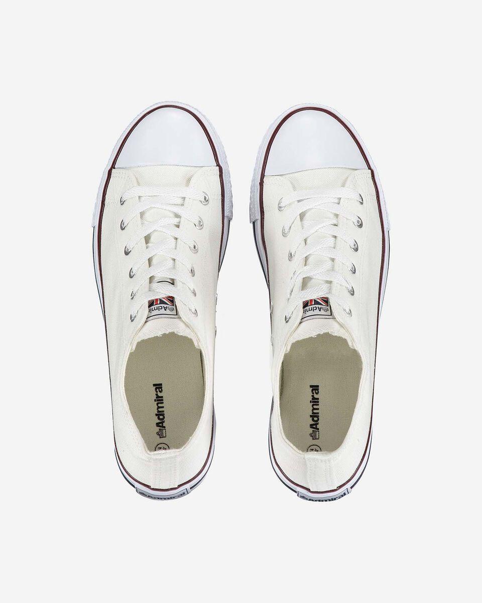 Scarpe sneakers ADMIRAL CANVAS LOW 2.0 M S4065381 scatto 3