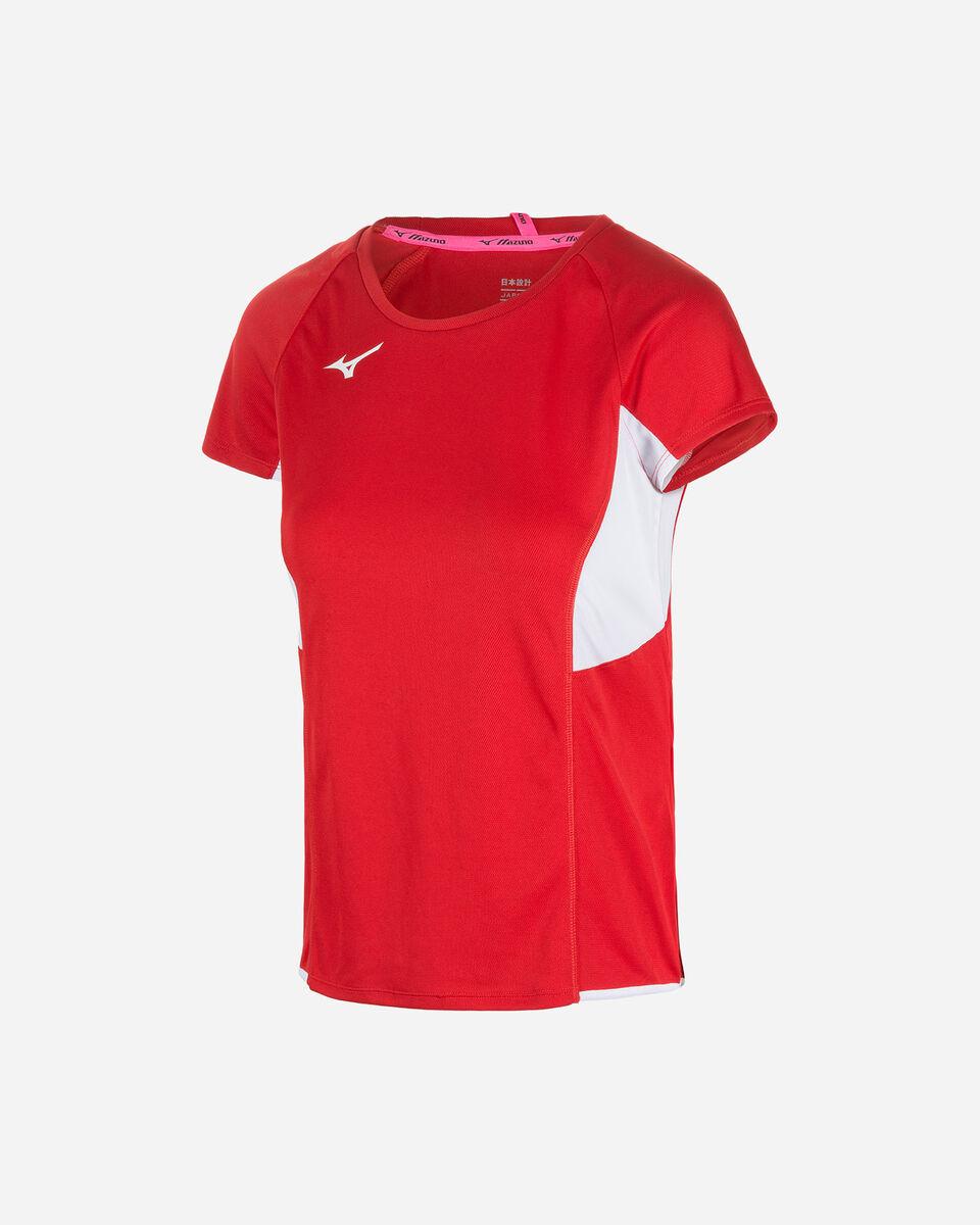 T-Shirt running MIZUNO RUN AUTHENTIC W S5191566 scatto 0