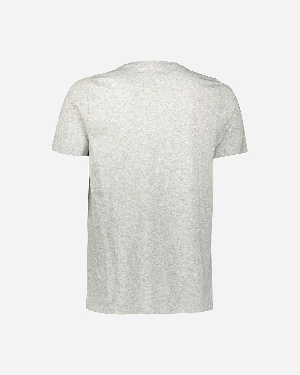 T-Shirt REUSCH NANO TECH LOGO M S4077047 scatto 1