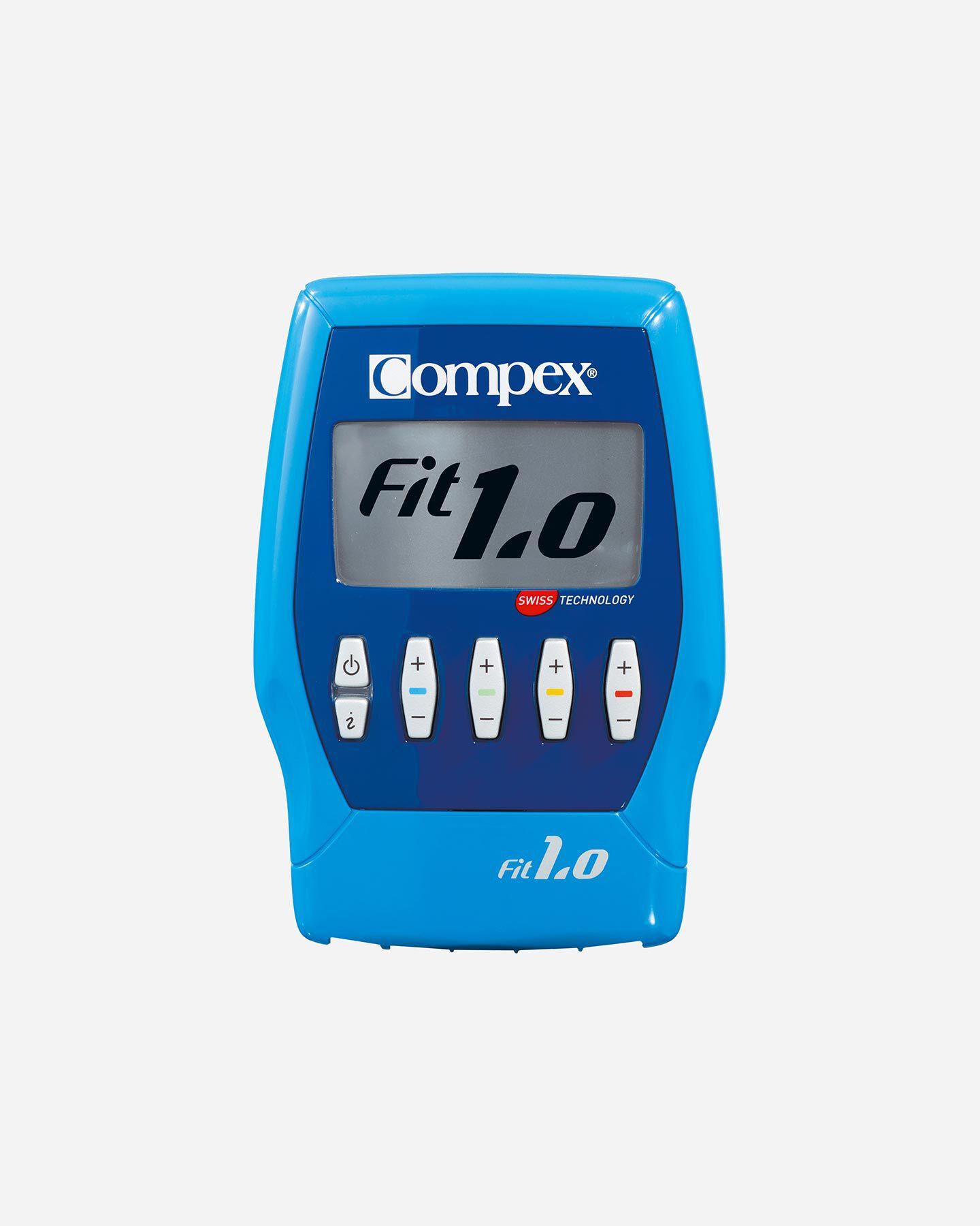 Elettrostimolatore COMPEX FIT 1.0 S1310954 1 UNI scatto 0