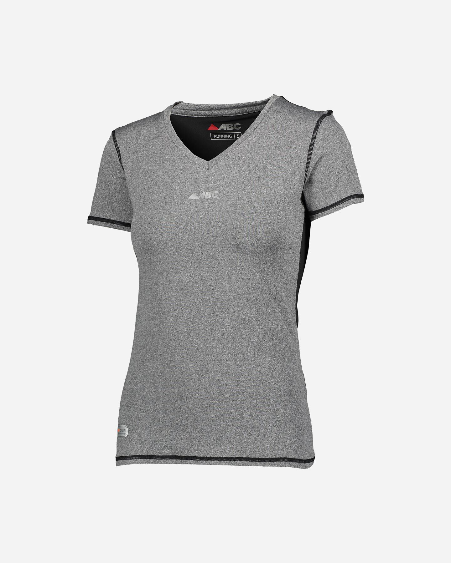T-Shirt running ABC TECH V NECK W S4088089 scatto 5